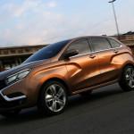 АвтоВАЗ опубликовал технические детали кроссовера Lada Xray