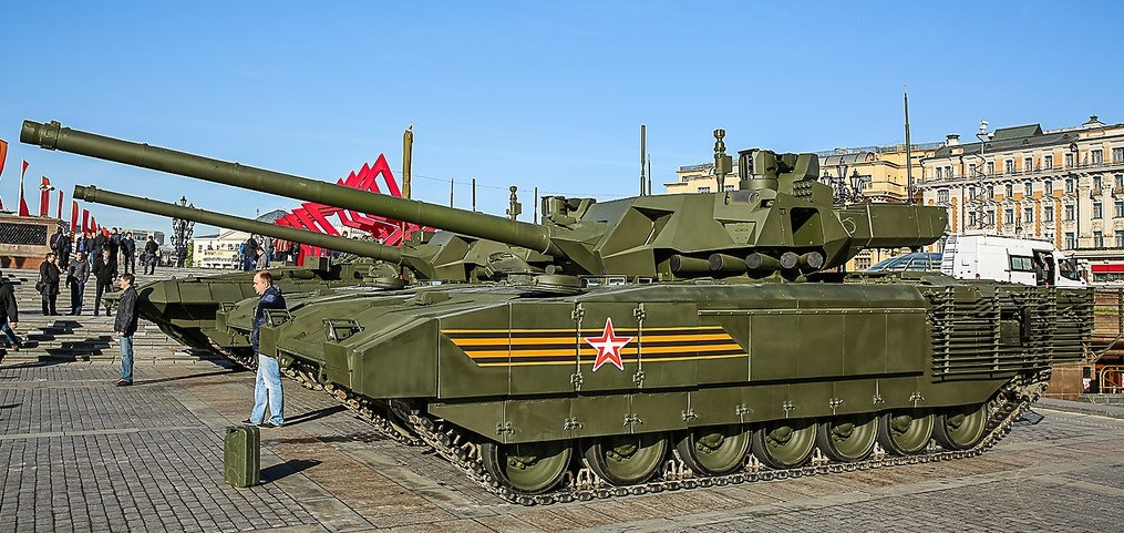 Армата станет законодателем в мировом танкостроении