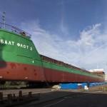 Окская судоверфь сдала в эксплуатацию два комбинированных танкера