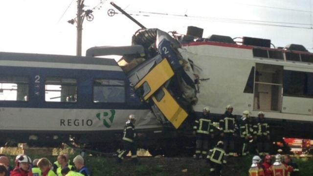 Крупные аварии и катастрофы Ж.Д. транспорта