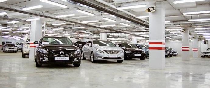 Объем рынка новых автомобилей в апреле упал на 49 процентов