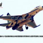 Первые фото новейшего китайского истребителя J-11D