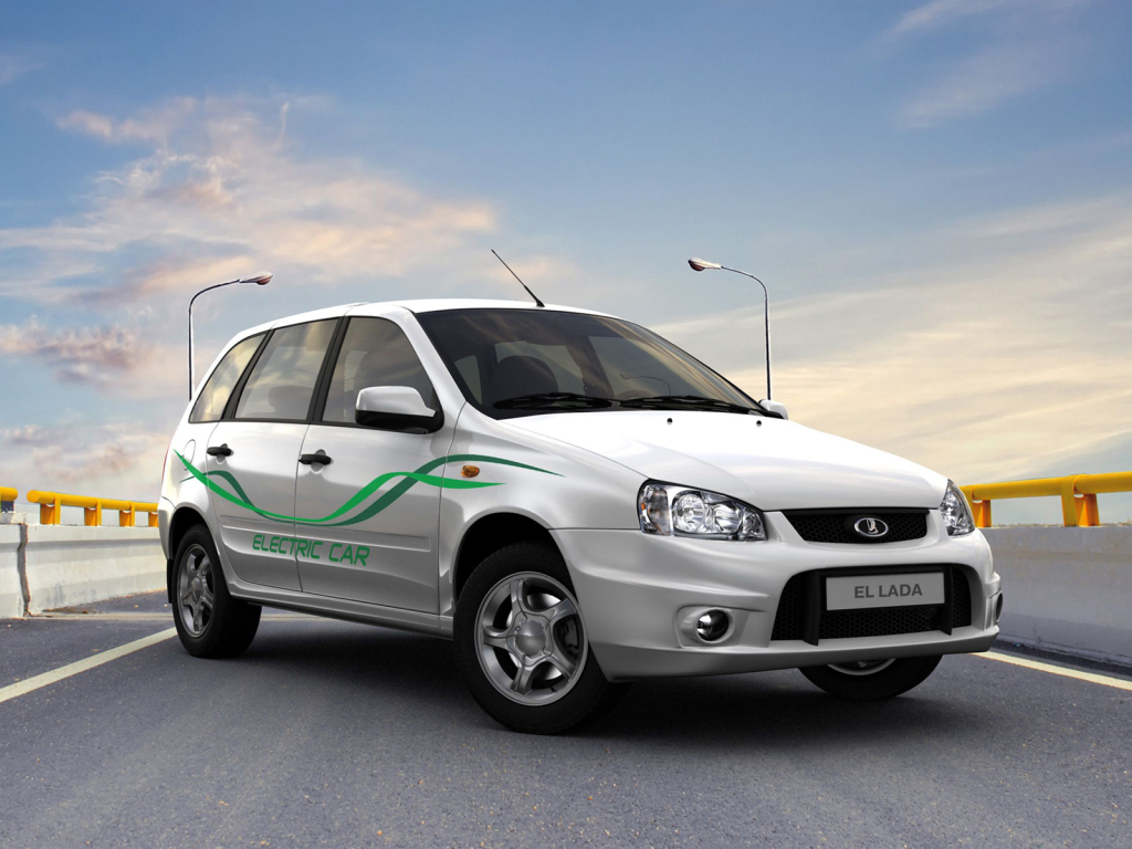 Отечественный автопром: отныне ставка на электромобили
