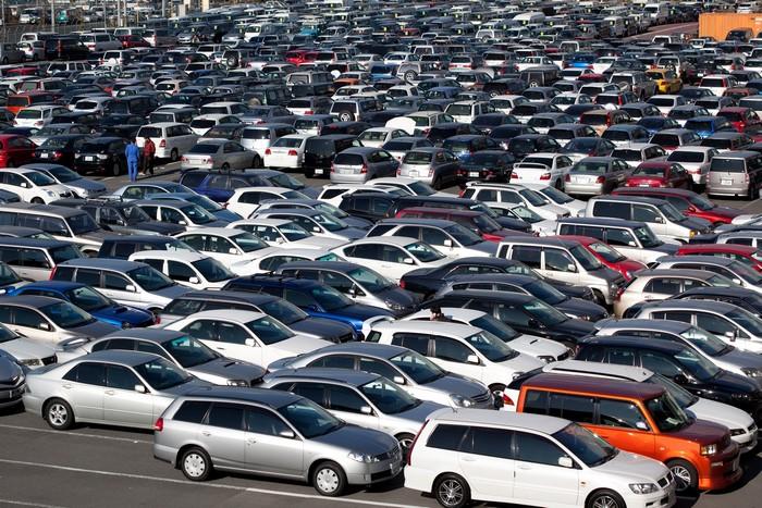Продажи автомобилей в ЕС продолжают расти 20-й месяц