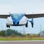 Прототип летающего автомобиля Aeromobil 3.0 разбился