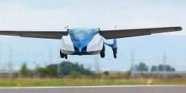 Прототип летающего автомобиля Aeromobil 3.0. разбился
