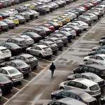 Рост продаж легковых машин в Китае снизился