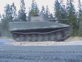 """Подвеску """"Формулы-1"""" адаптировали для танков"""