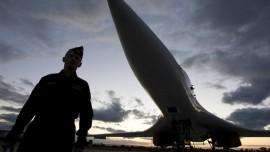 Эксперт: Российский «Белый лебедь» не по зубам британскому Typhoon