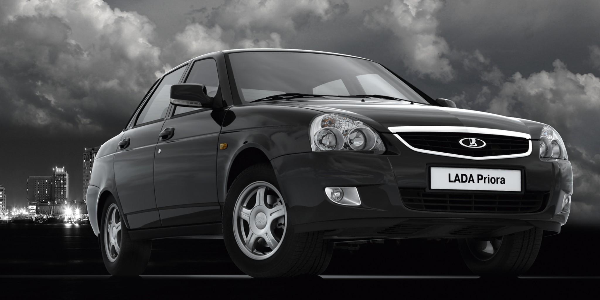 900-тысячный автомобиль LADA Priora