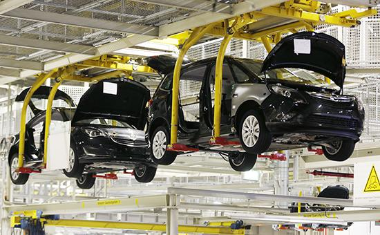 GM перенесет сборку Opel из России в Белоруссию