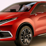 Следующий Evo от Mitsubishi будет кроссовером