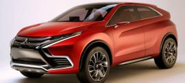 Mitsubishi-XR-PHEV II Concept 2