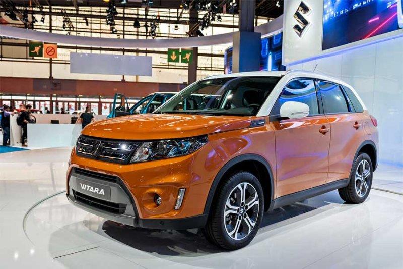 Suzuki намерена снизить цены и обновить линейку в России