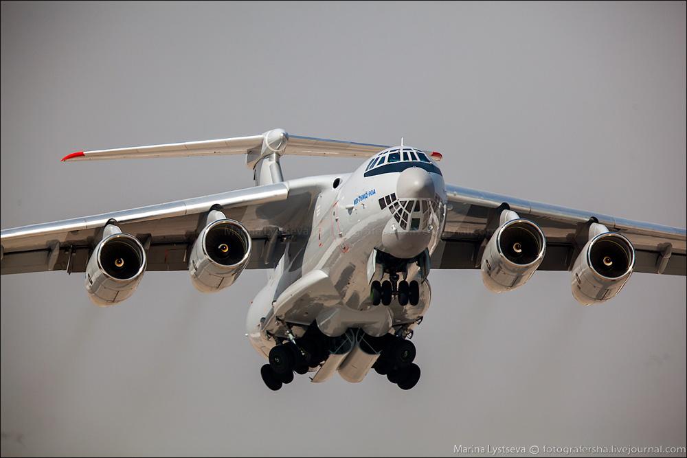 «Авиастар-СП» до конца года передаст МО РФ 3 новейших Ил-76