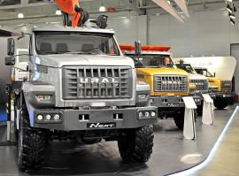 Группа ГАЗ впервые представляет автомобили нового семейства «Урал NEXT»