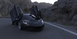 «Волк» - новый российский суперкар за 2 миллиона евро