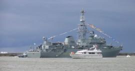 «Юрий Иванов» вошел в состав ВМФ России