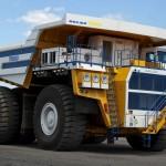 Кузбассразрезуголь вложил 500 млн руб. в покупку двух БелАЗов грузоподъемностью 360 тонн