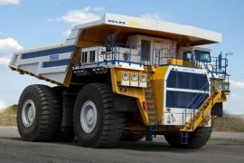 БелАЗ грузоподъемностью 360 тонн