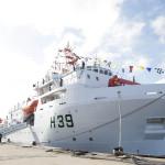 Бразилия получила гидрографическое судно китайской постройки
