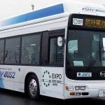 Toyota тестирует автобусы на водороде