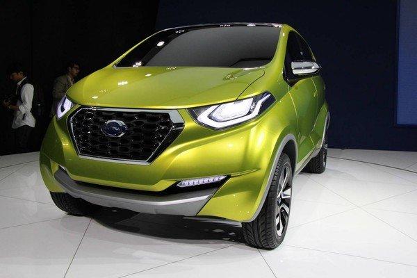 Новая модель Datsun появится в 2016 году