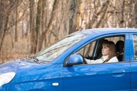 Почему болит спина водителя?