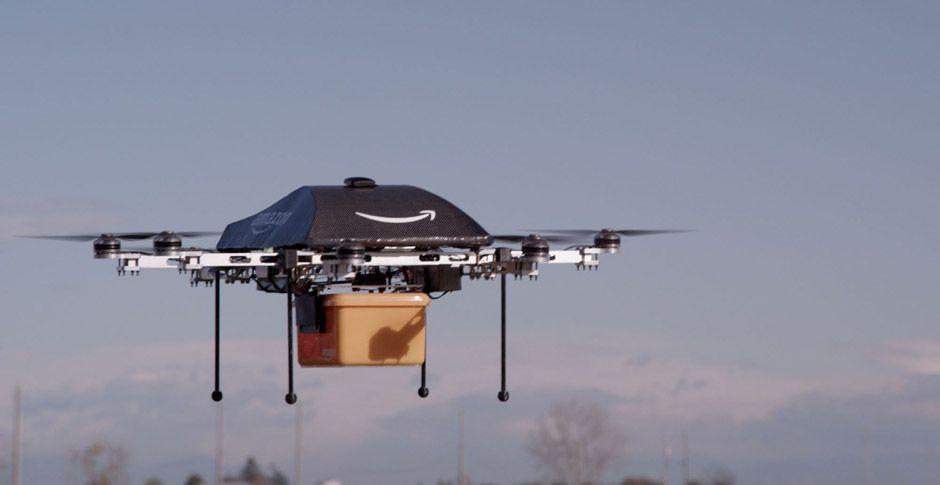 Система управления воздушным движением – теперь для беспилотников