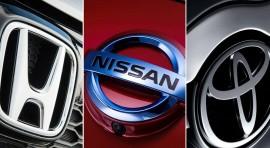 Тойота, Хонда, Ниссан, настала пора обновляться