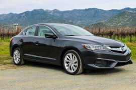 Acura ILX стал претендентом на звание Автомобиля года в США