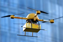 Amazon выступает за выделение зоны дронов в воздушном пространстве