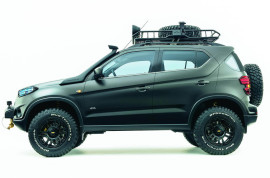 Chevrolet Niva получит мотор АВТОВАЗа