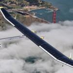 Солнечный самолет побил рекорд по длительности полета без дозаправки