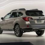 Subaru Outback на российском автомобильном рынке