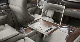 Volvo отменяет переднее сиденье