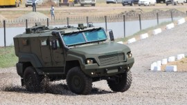 Бронеавтомобиль КамАЗ-53949