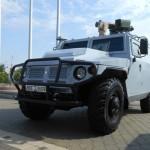 ВС Беларуси получат бронированный «Лис»