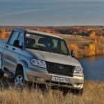В России выросли продажи УАЗ