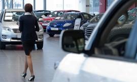 В июле на российском авторынке было продано более 130 тысяч авто