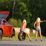 Как спасти автомобиль в дороге
