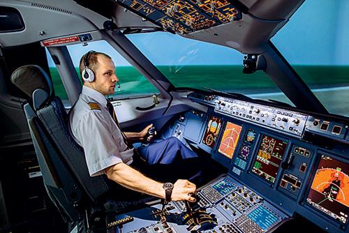 Как устроена кабина пилота