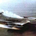 «Каспийский монстр»: гроза американского флота возвращается на службу в ВМФ России