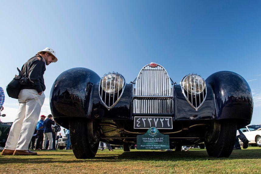 Самая дорогая в мире коллекция машин