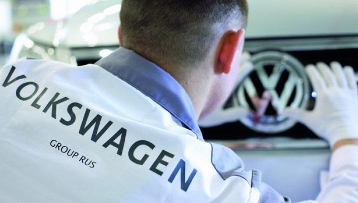 Volkswagen приостановит производство в Нижнем Новгороде