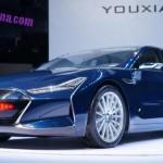 Клон Tesla из Китая