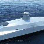 Британские дизайнеры представили концепт боевого корабля будущего