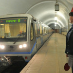 В московском метро появится поезд с ТВ