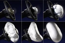 Как устроена подушка безопасности в автомобиле