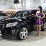КАМАЗ будет выпускать легковые автомобили Hawtai